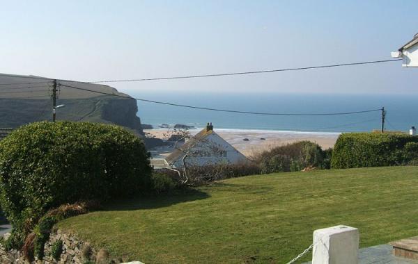 Beach View Mawgan Porth Cornwall