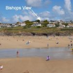 Bishops View Polzeath Cornwall