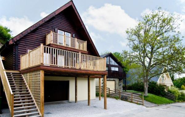 Hadleigh Lodge Padstow Cornwall