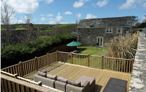 Bryher Cottage St. Mawgan Cornwall