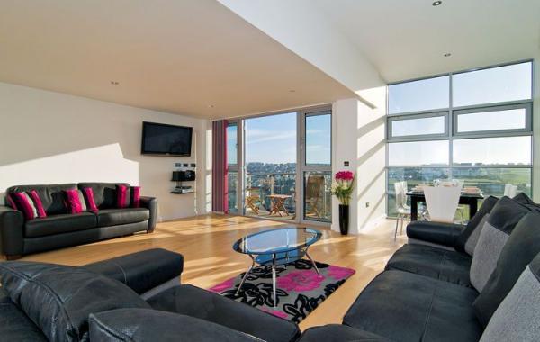 Penthouse 50 Zinc Newquay Cornwall