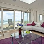 Penthouse at Fistral Newquay Cornwall