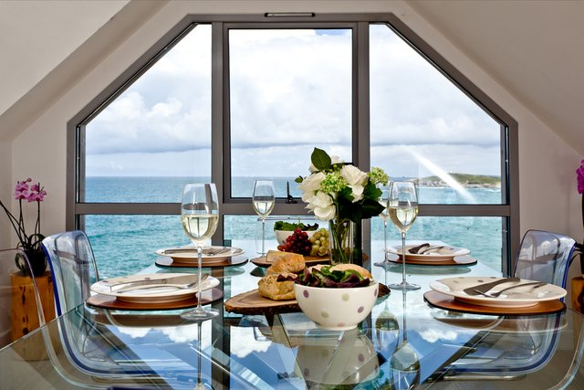 Fistral Beach Penthouse Newquay Cornwall