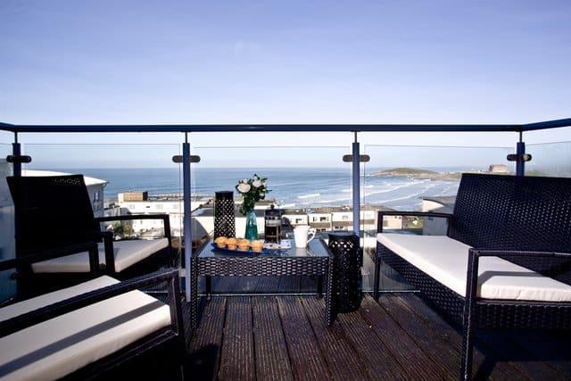 42 Ocean 1 Newquay Cornwall