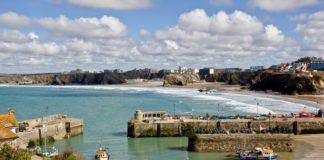 1 Harbour View Newquay Cornwall