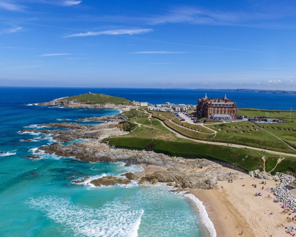 Best Sea View Hotels in Newquay