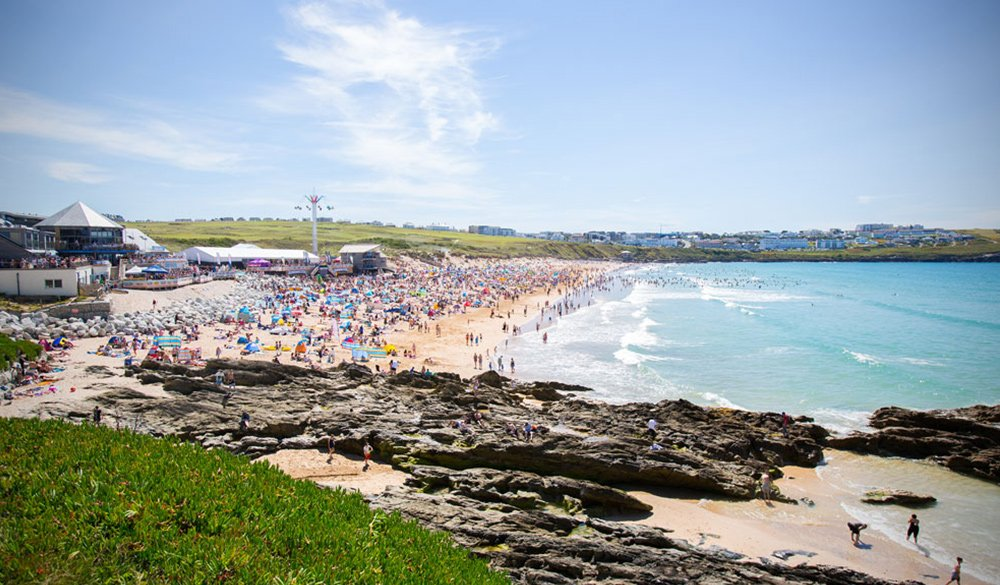 Group Accommodation in Newquay