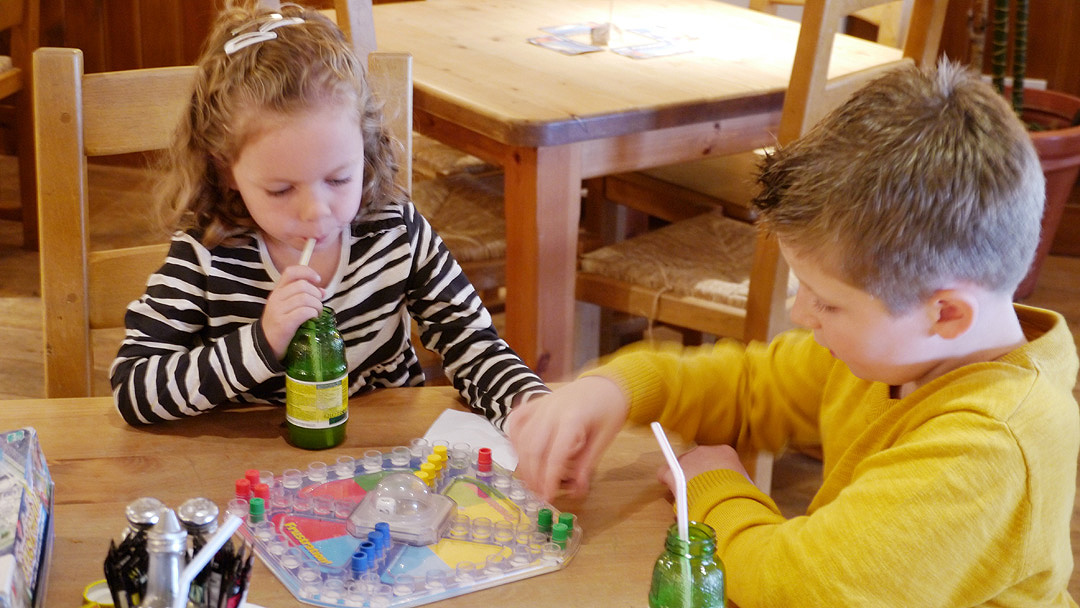 Family-friendly Dining in Cornwall