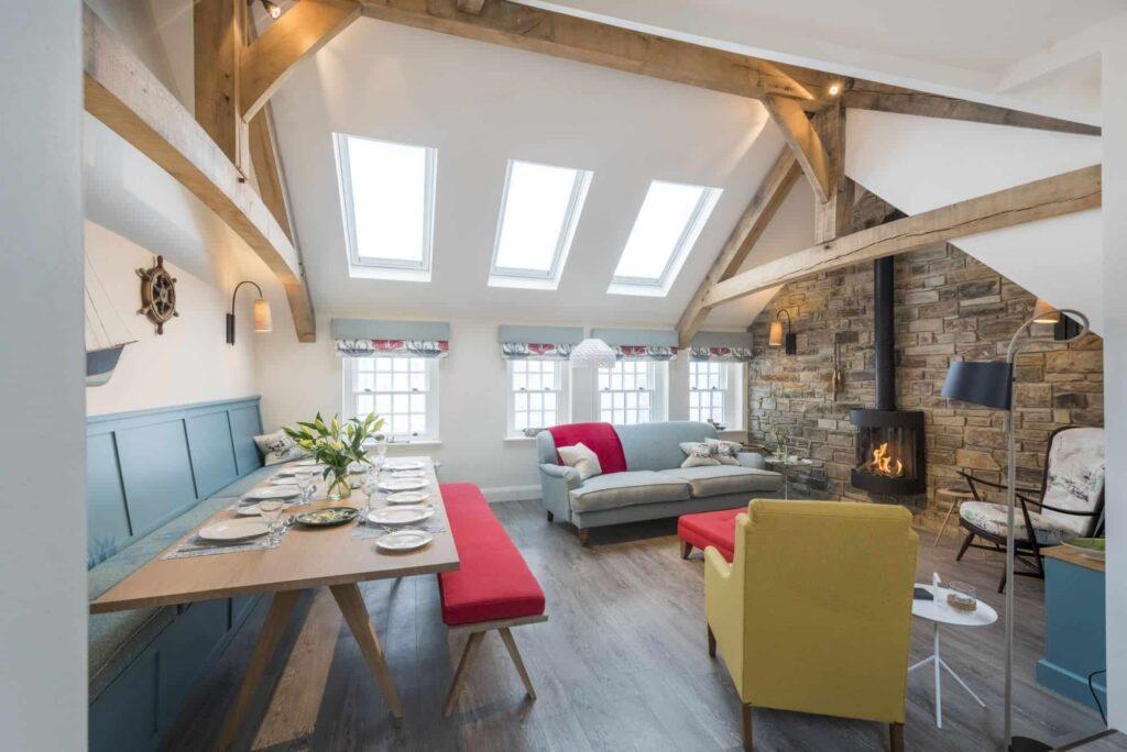 Iris, St Ives Cottages