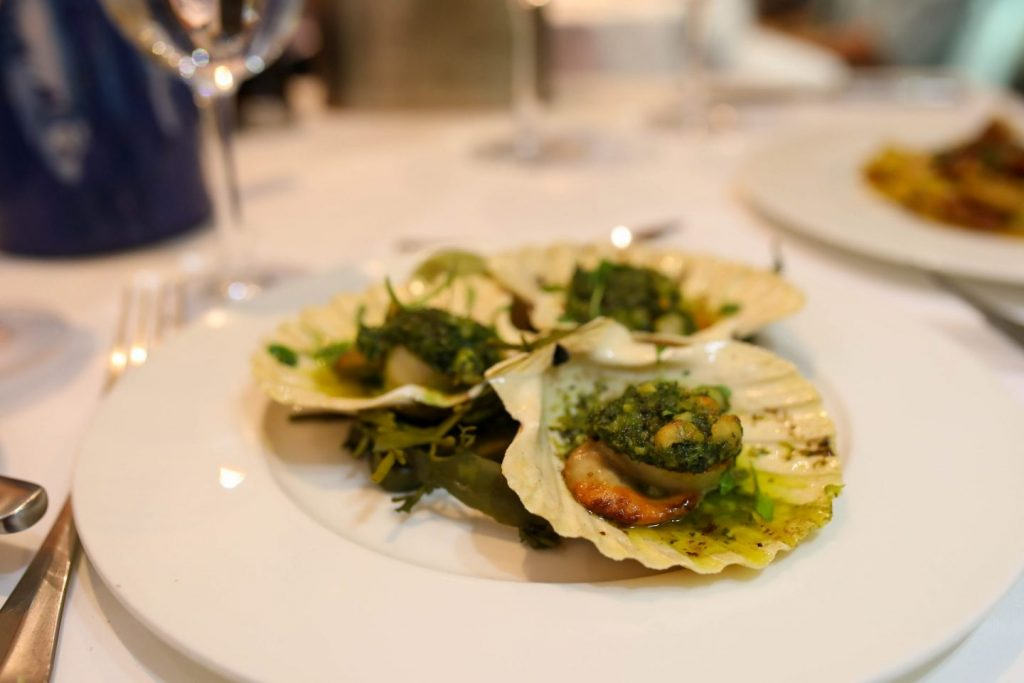The Seafood Restaurant, Rick Stein