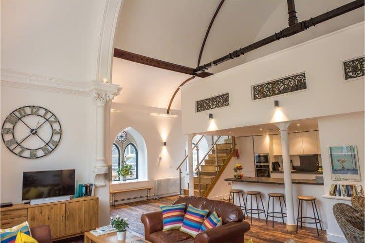 The Old Chapel Loft